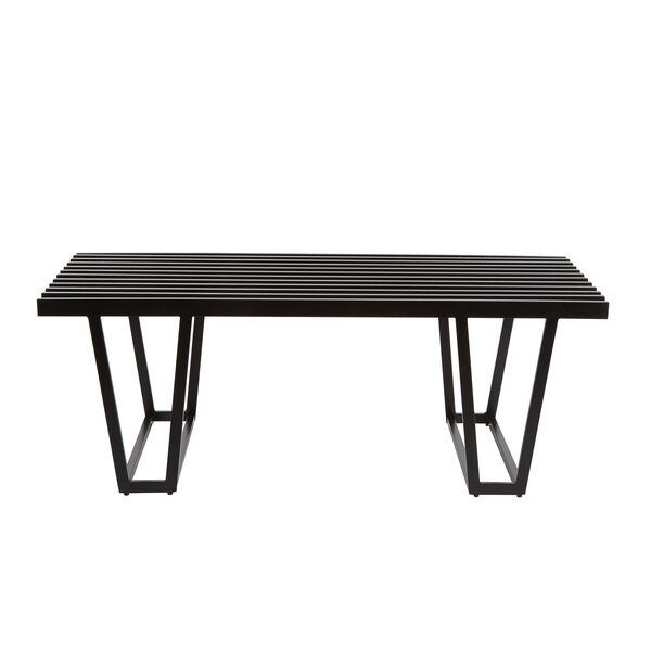 Butera Metal Bench by Williston Forge