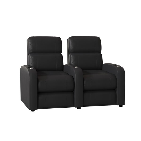 Discount Home Theater Recliner (Row Of 2)