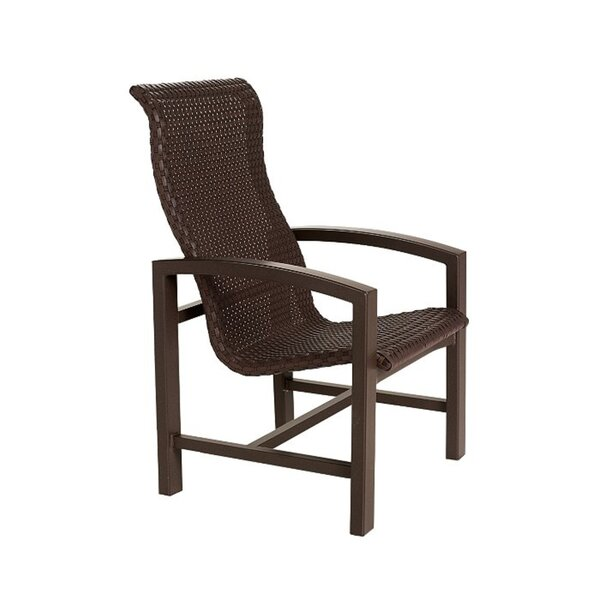 Lakeside Patio Dining Chair by Tropitone