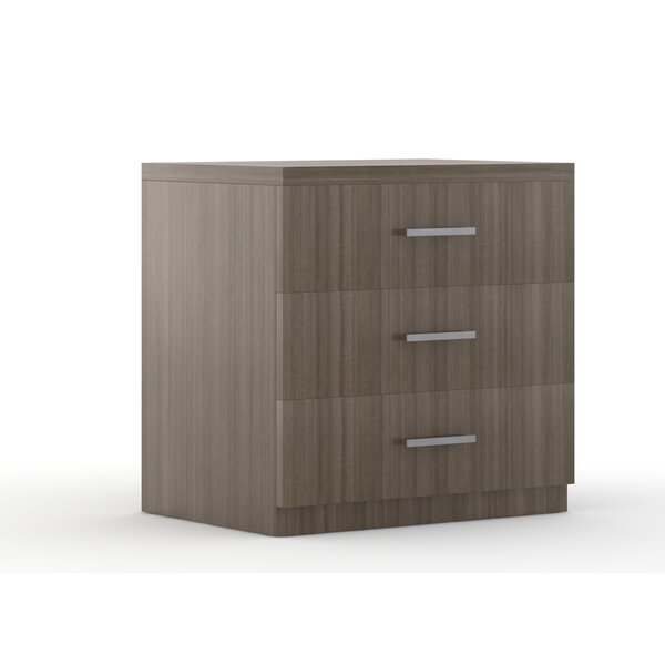 3 Drawer Standard Chest by Klem Hospitality