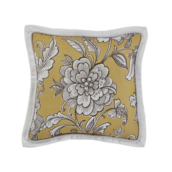 Kassandra Throw Pillow by Croscill Home Fashions