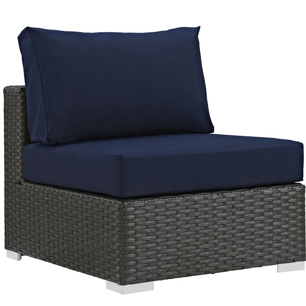 Tripp Chair with Cushions by Brayden Studio Brayden Studio