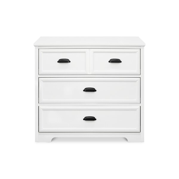 Charlie Homestead 3 Drawer Dresser by DaVinci
