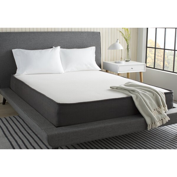 Elite 10 Medium Gel Memory Foam Mattress by Modloft