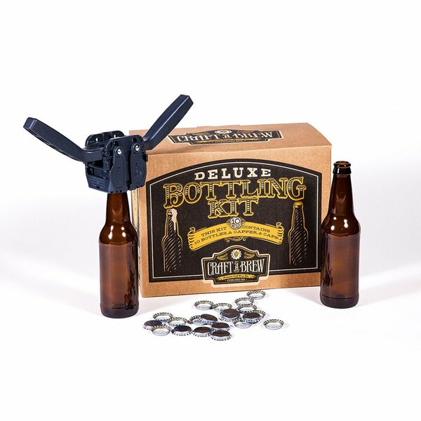 Deluxe Bottling Kit by Craft A Brew