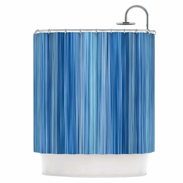 Ambient Shower Curtain by East Urban Home