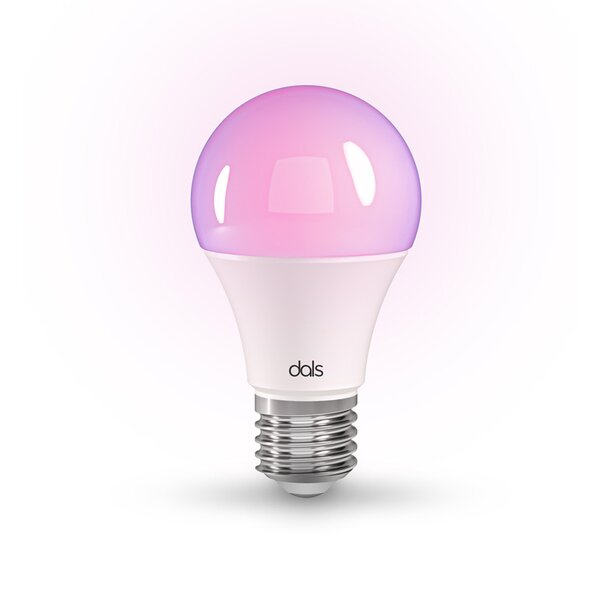 8W E26 Dimmable LED Light Bulb by DALS Lighting