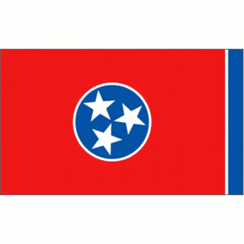 Tennessee Traditional Flag by NeoPlex