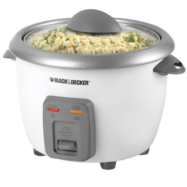 6 Cup Decker Rice Cooker by George Foreman