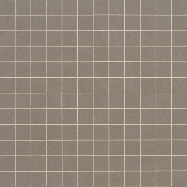 Optima Olive Mesh-Mounted 2 x 2 Porcelain Mosaic Tile in Green by MSI