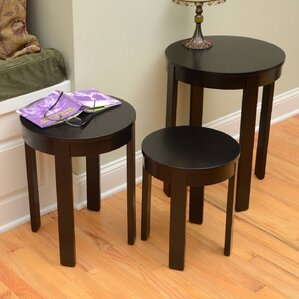 Bay Shore 3 Piece Nesting Tables by Wildon Home ?
