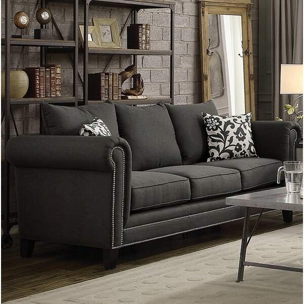 Stay Up To Date With The Newest Trends In Cherrelle Sofa by House of Hampton by House of Hampton