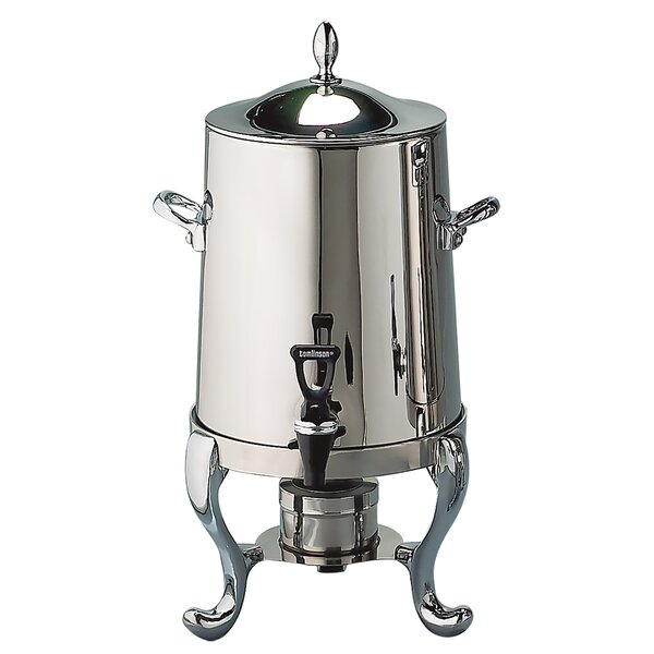 55-Cup Stainless Steel Coffee Urn by Best Desu, Inc.