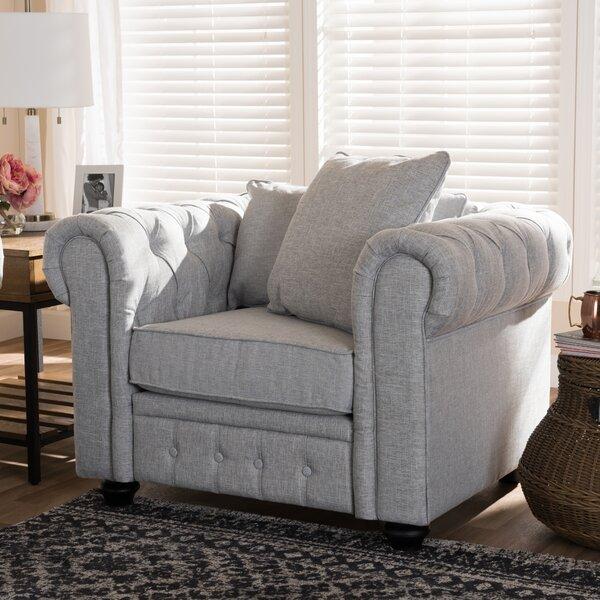 Kayser Armchair by Alcott Hill