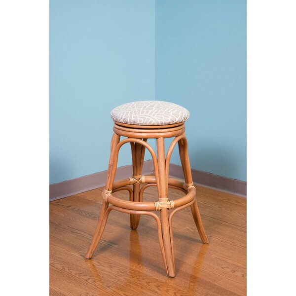 Price Swivel Bar Stool by Bay Isle Home