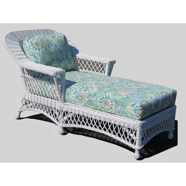 Rosado Chaise Lounge by Bay Isle Home