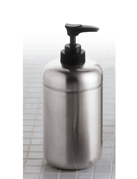Aedis Stainless Steel Soap Dispenser by Gedy by Nameeks