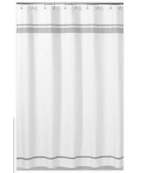 Hotel Cotton Shower Curtain by Sweet Jojo Designs