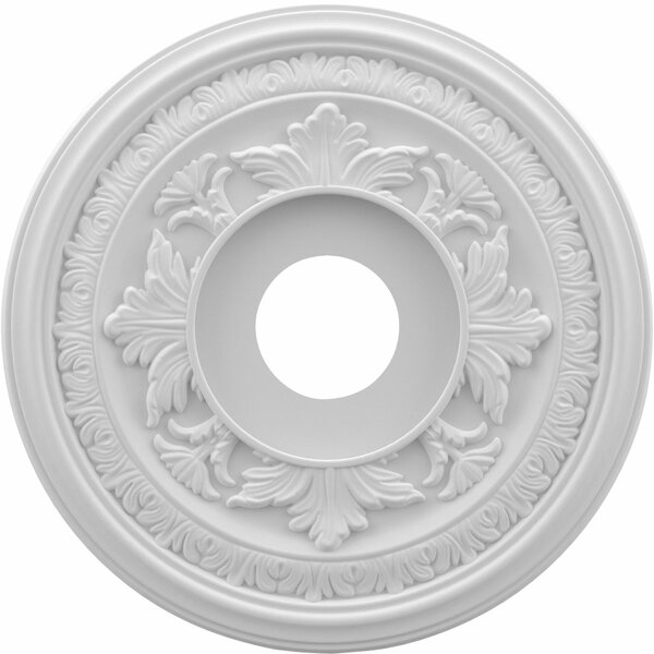 Baltimore 1H x 16W x 16D Ceiling Medallion by Ekena Millwork