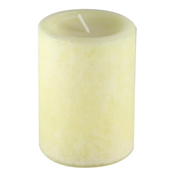 Paraffin Pillar Candle by Charlton Home