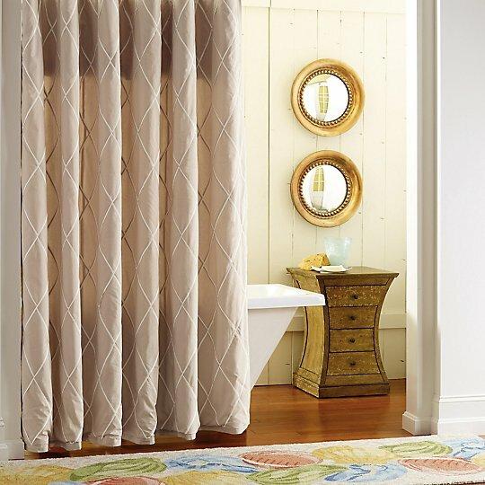 Calypso Cotton Shower Curtain by CompanyC