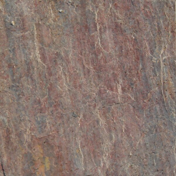 16 x 16 Natural Stone Field Tile in Textured Copper by MSI