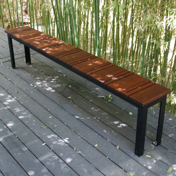SOL Outdoor Dining Bench by Sarabi Studio