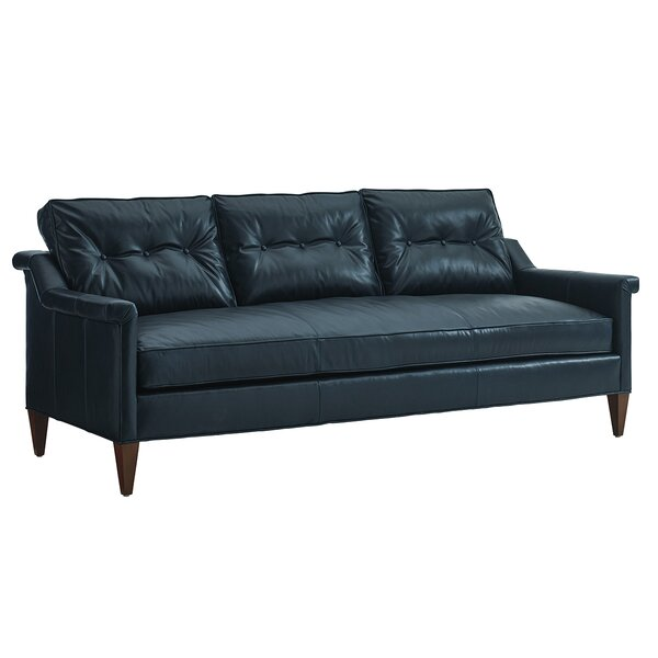 Take Five Leather Sofa by Lexington