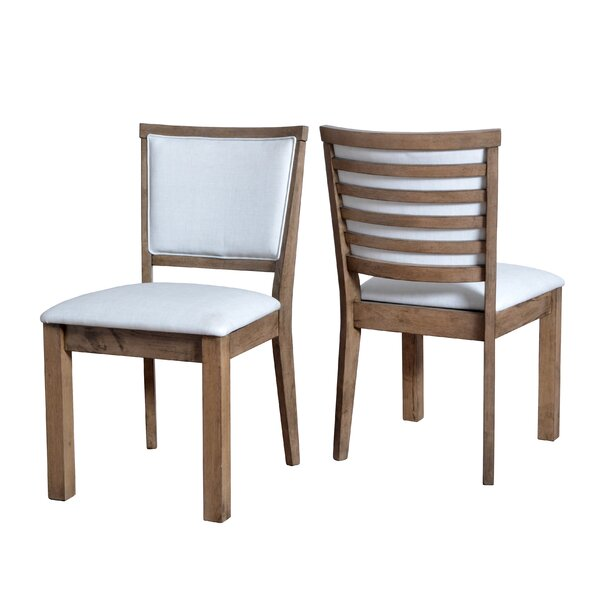 Brinkmann Upholstered Dining Chair (Set of 2) by Foundry Select