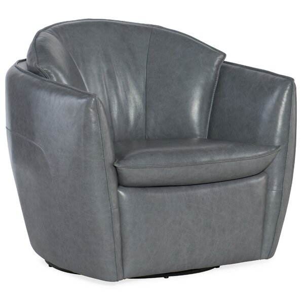 Vogue Swivel 21 inch Club Chair by Hooker Furniture