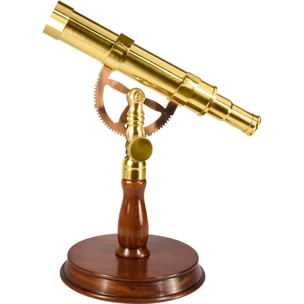 Anchormaster Spyscope Decorative Telescope by Bars