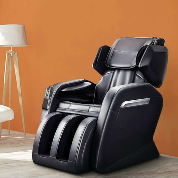 Heated Full Body Massage Chair By Orren Ellis
