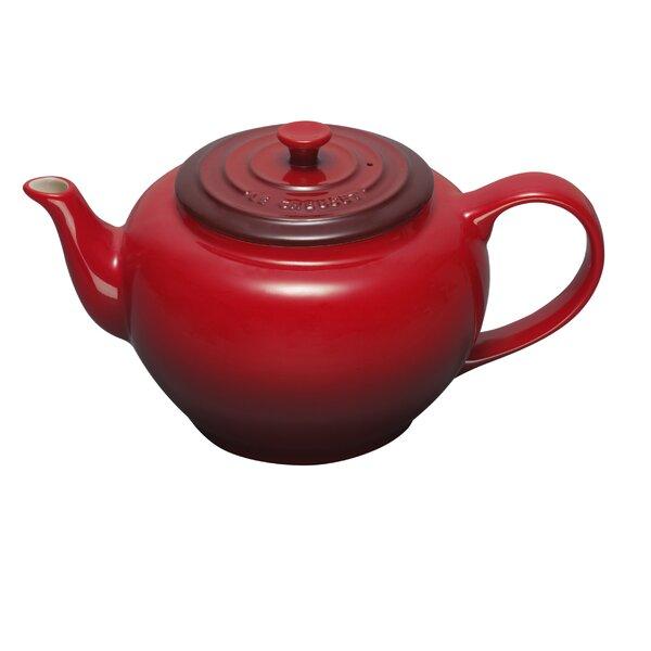 Stoneware Teapot by Le Creuset