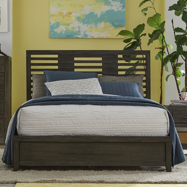 Vickrey Slat Bed by Brayden Studio