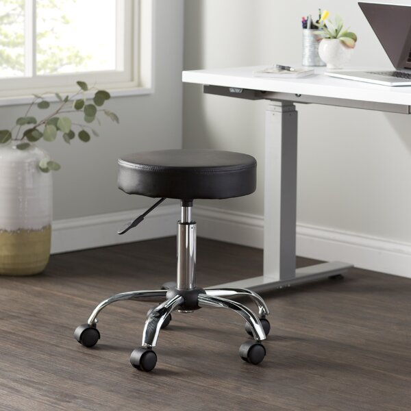 Wayfair Basics Height Adjustable Task Stool by Wayfair Basics™