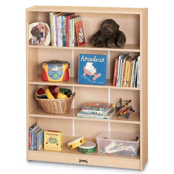 MapleWave® 4 Compartment Bookshelf by Jonti-Craft