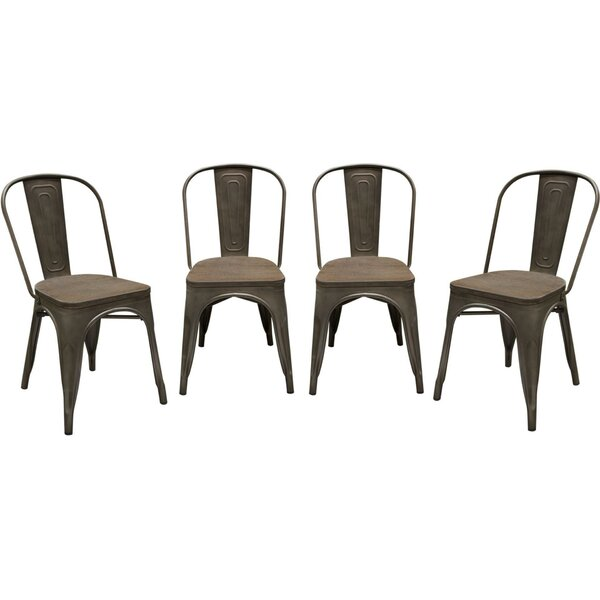 Erin Dining Chair (Set of 4) by 17 Stories