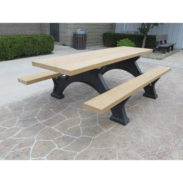 Simon Picnic Table by Freeport Park