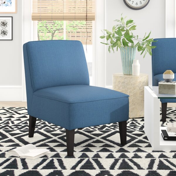 Bayviewpark Slipper Chair by Ebern Designs