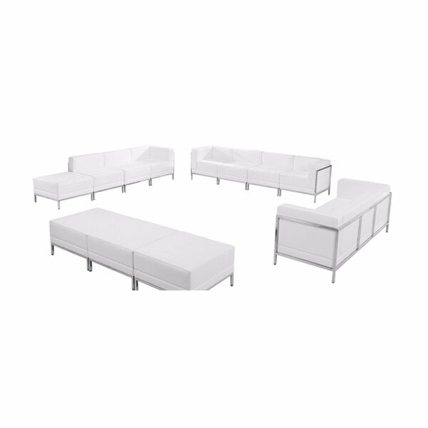 Kate 12 Piece Living Room Set (Set of 12) by Orren Ellis