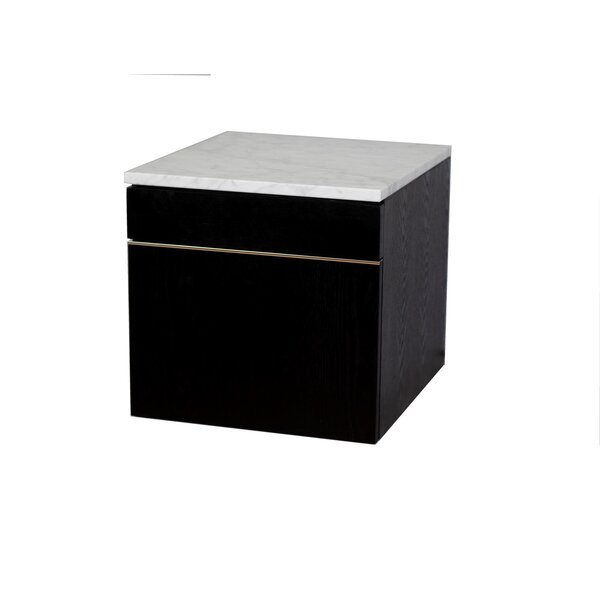 16 W x 17.5 H Wall Mounted Cabinet by Bellaterra Home
