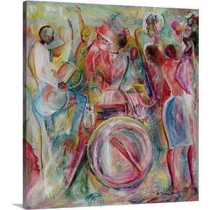 'New Orleans, 2006' by Ikahl Beckford Painting Print on Canvas by Great Big Canvas