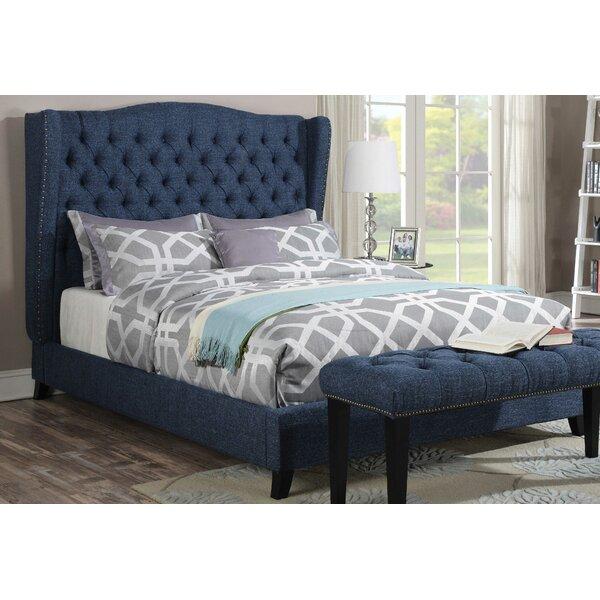 Edmonia Upholstered Platform Bed by Corrigan Studio