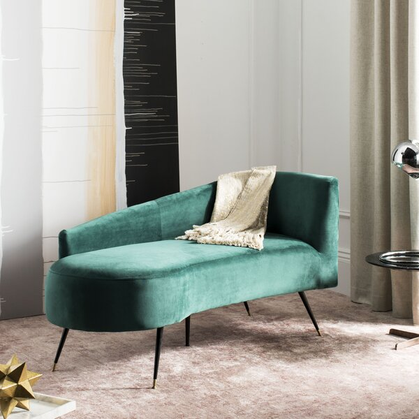 Sheena Settee Chaise Lounge by Mercer41