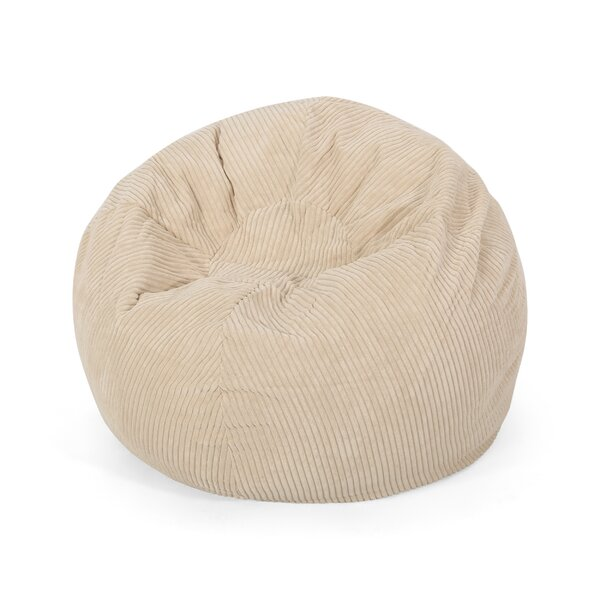 Hampton Standard Bean Bag Sofa By Brayden Studio