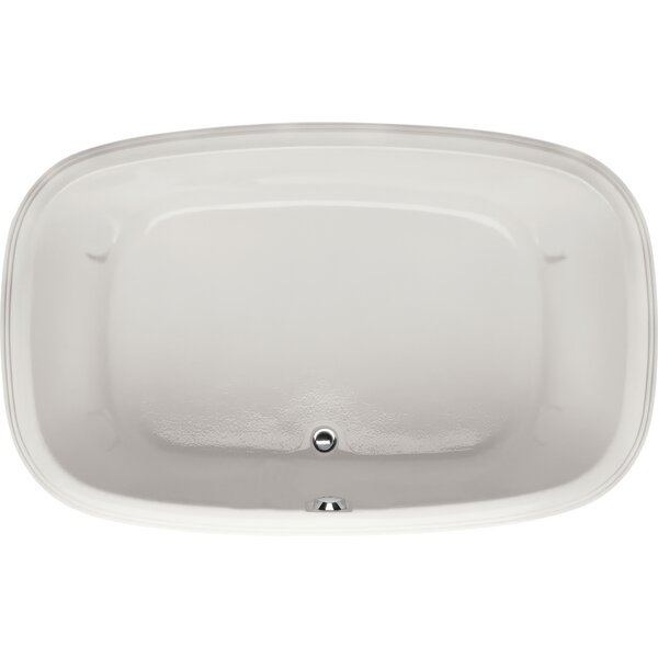 Designer Sylvia 66 x 42 Soaking Bathtub by Hydro Systems