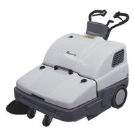 Debrismaster 2.4 Peak HP Battery and Gas Sweeper Wet / Dry Vacuum by Mastercraft