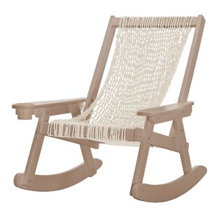 Coastal Duracorda Rocking Chair Pawleys Island