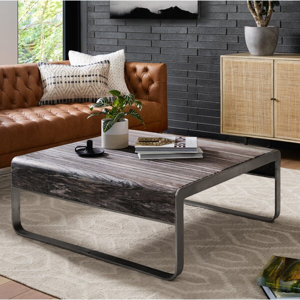 Scalf Coffee Table By Union Rustic