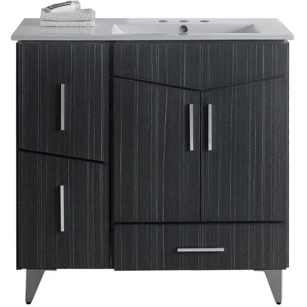 Dunand 36 Single Bathroom Vanity Set by Royal Purple Bath Kitchen